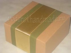 Как быстро и просто украсить подарочную коробку