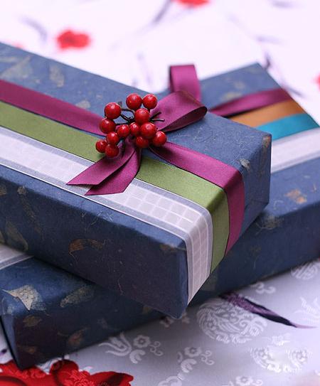 Подарок просто быстро красиво