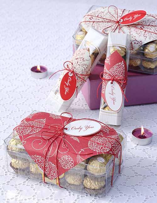 Украшение конфет своими руками