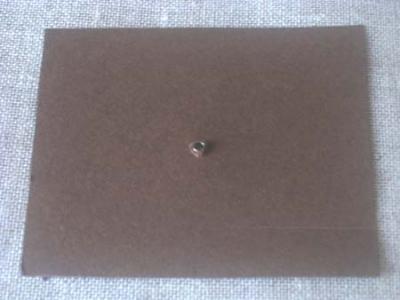 Как самостоятельно установить люверсы на бумаге