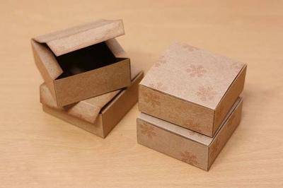Упаковка натурального мыла в эко-стиле