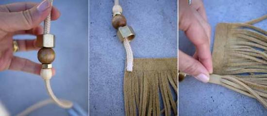Декоративный женский пояс своими руками