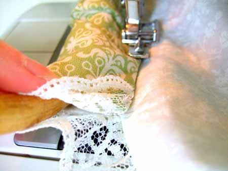 Как сшить сумку из ткани - инструкция.