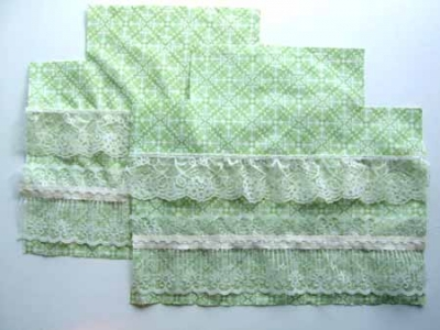 Летние сумки из ткани своими руками