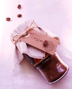 Кофе в подарок кофеману