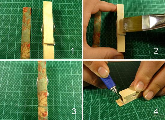 Как сделать магнит для холодильника своими руками
