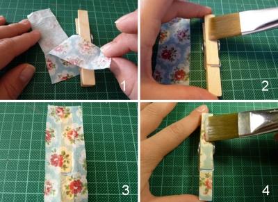 Как сделать магнит на холодильник: способ 2