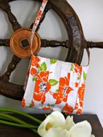 Летняя сумка из ткани: идеи подарков своими руками