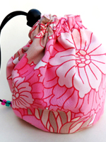 Рюкзак из ткани: идеи подарков своими руками