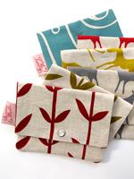 Кошелек из ткани: идеи подарков своими руками