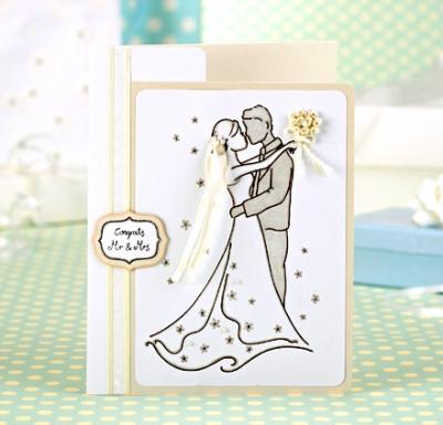 Открытки на свадьбу своими руками