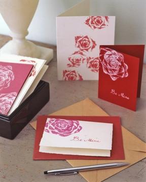 Креативные открытки своими руками от Марты Стюарт