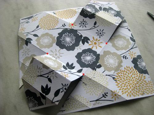 Сделать подарочную коробку своими руками фото