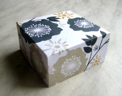 Коробка подарок своими руками фото
