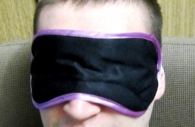 Мастер-класс: маска для сна