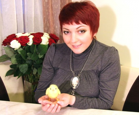 Елена Смирнова - дизайнер по войлоку